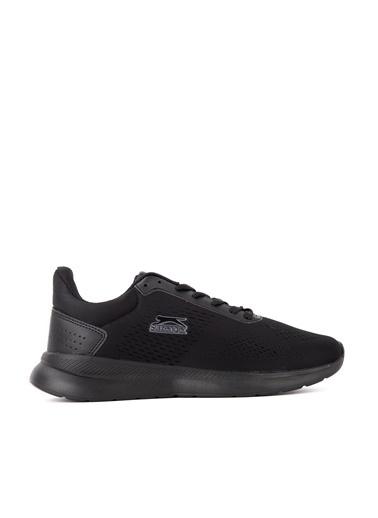 Slazenger Mexican Erkek Koşu Ayakkabısı Siyah